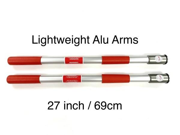 "2 x 27"" Metal Arm"