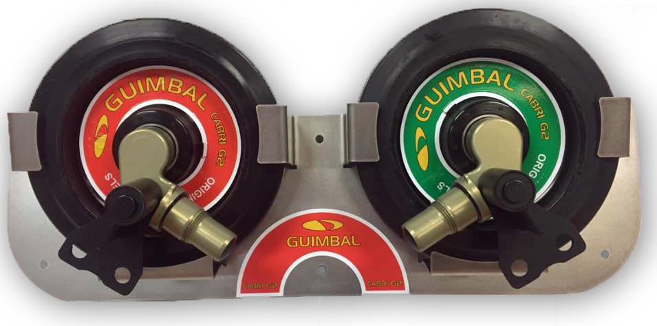 Guimbal Ground Handling Wheels