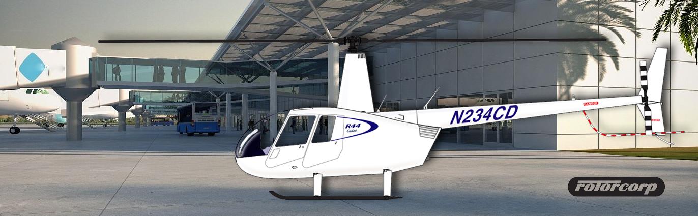 Robinson R44-Cadet