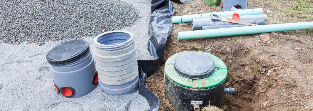 Septic tank pumping and maintenance
