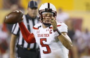 Patrick Mahomes should flourish at the 2017 NFL Combine.