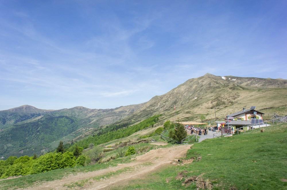 Schweizer Hütte bei San Lucio