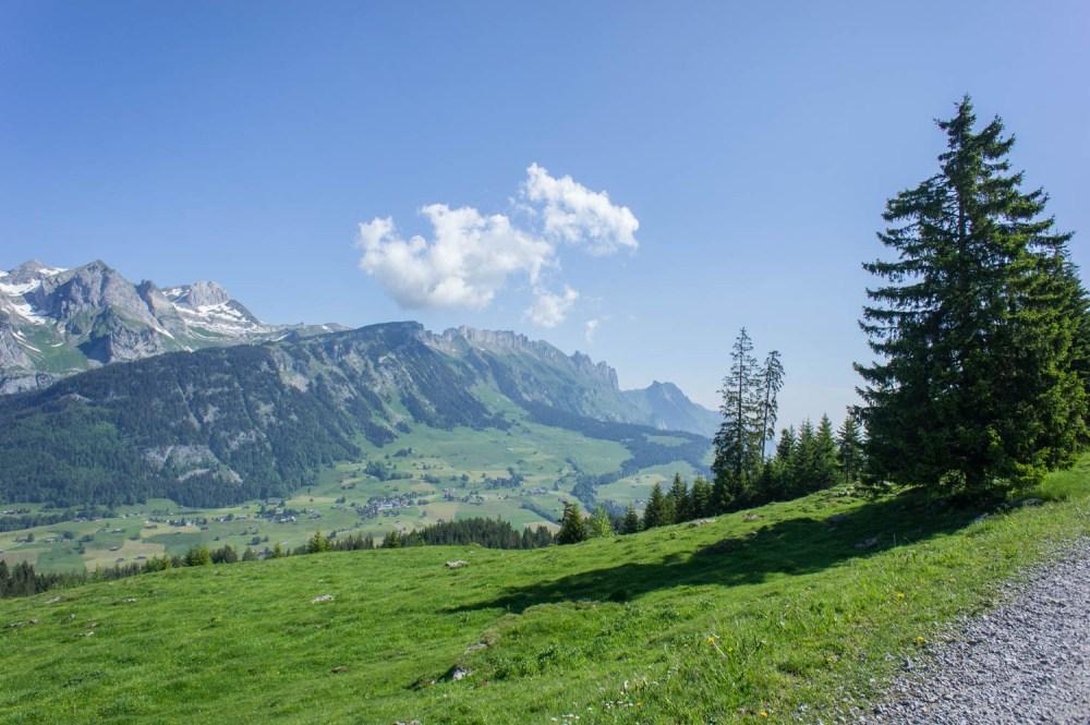Alpstein von Süden