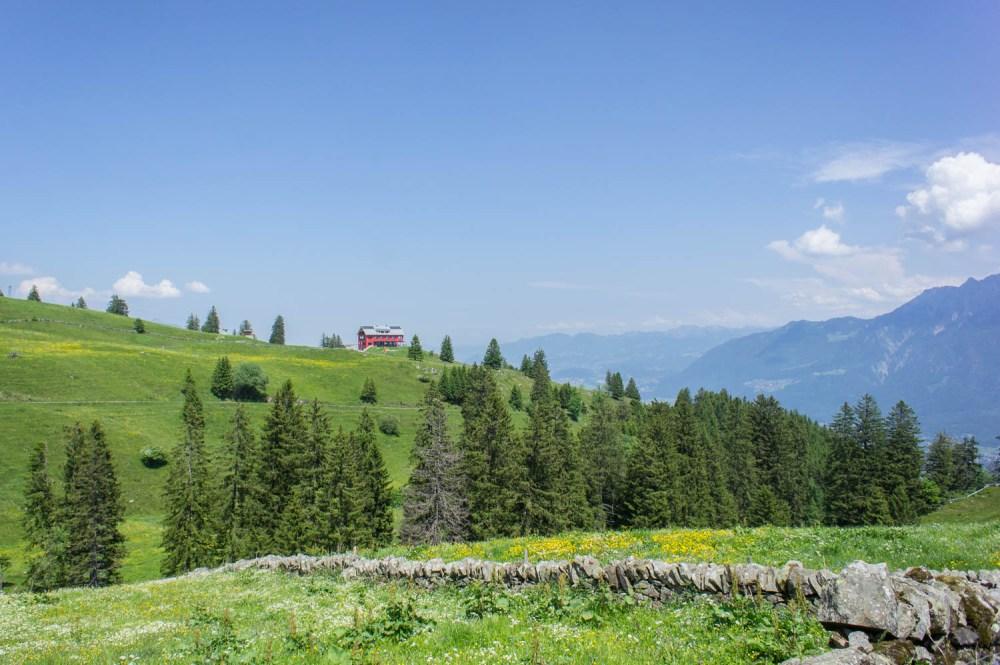 Berggasthof Malbun
