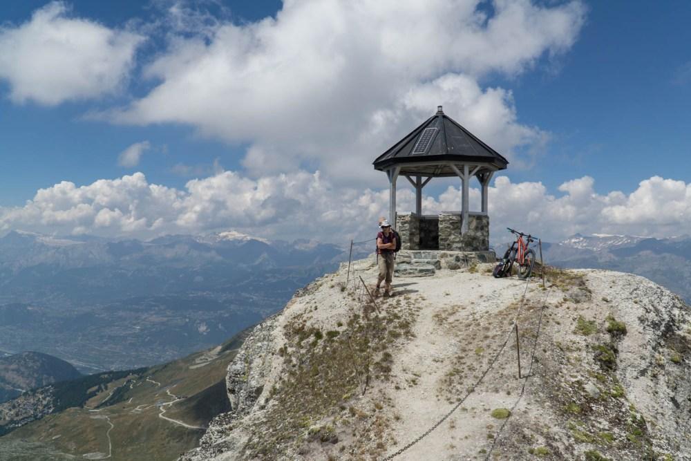 Rothorn - 2'998 m.ü.M