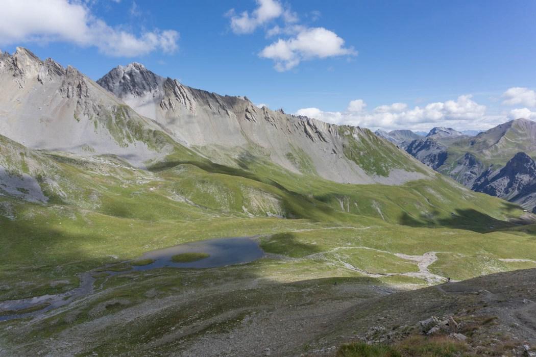 Blick ins Welschtobel - Alp Ramoz