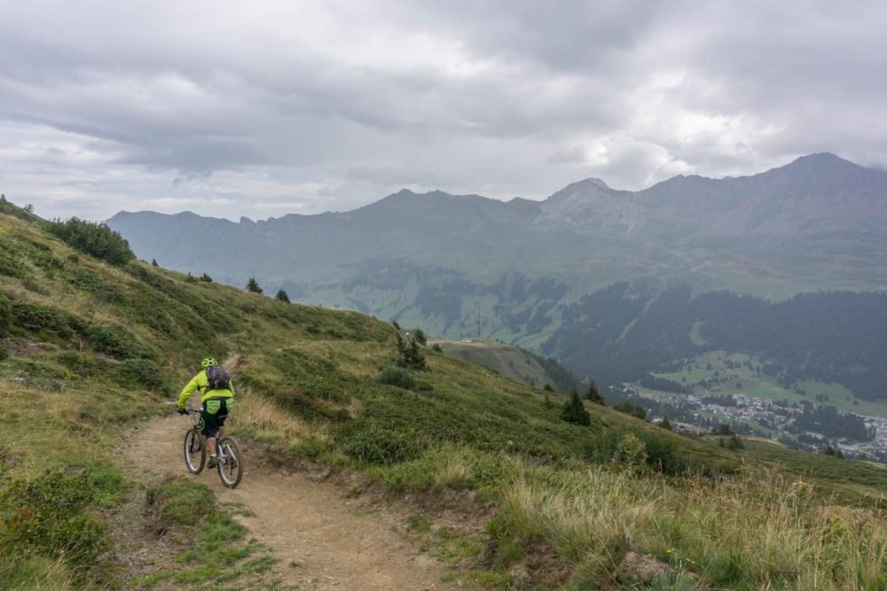 Flowtrail zur Alp Stätz