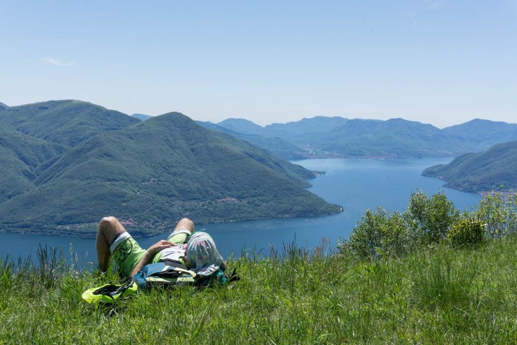 wohl einer der schönsten Plätze im Ticino?