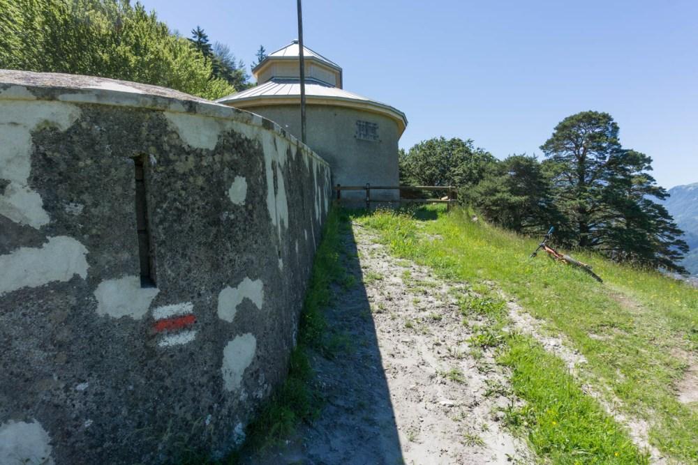 Festung bei Vorder Ochsenberg