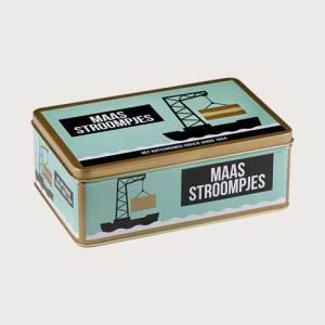 Maasstroompjes koekblik - Rotterdampakketten
