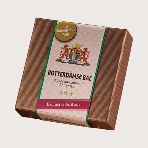 De Rotterdamse Bal - Rotterdampakketten