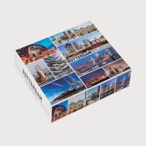 Rotterdampuzzel - Rotterdampakketten
