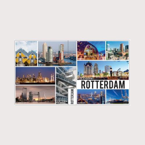 Rotterdamse Ringmap Buitenzijde