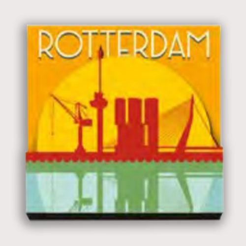 Koelkastmagneet Rotterdam Erasmusbrug