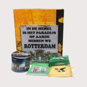 De Rotterdamse Hemelse doos - Rotterdampakketten