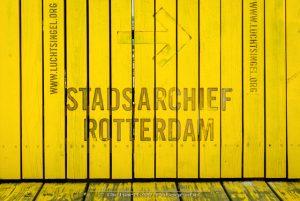 Op weg naar Stadsarchief Rotterdam