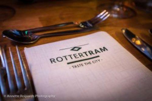 Dineren in de RotterTram