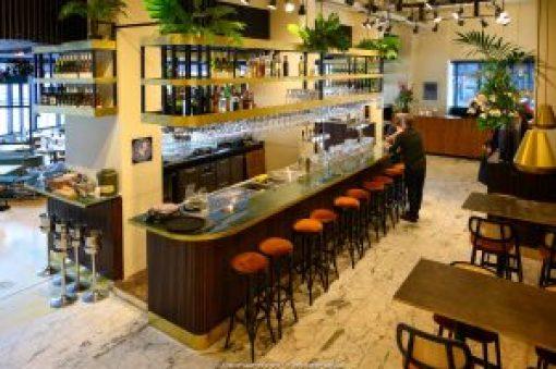 De bar bij La Buvette