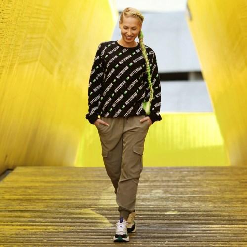Kristel Melissa Elstak DJ Paul Elstak Fashion Rotterdam Trui