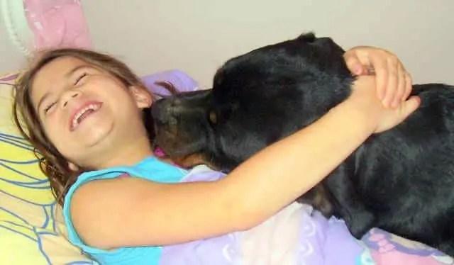 3 Ways Rottweiler Says I love you
