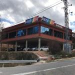 Fachadas Oficinas Arcoiris