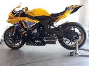 Yamaha R1 50 Aniversario