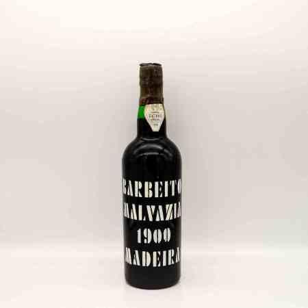 Barbeito Madeira Malvasia 1900