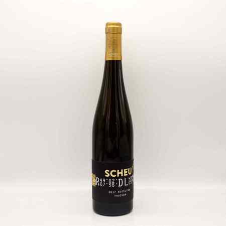 Weinhof Scheu Riesling Raedling