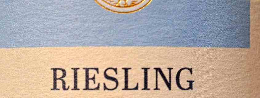 Rebsorte Riesling