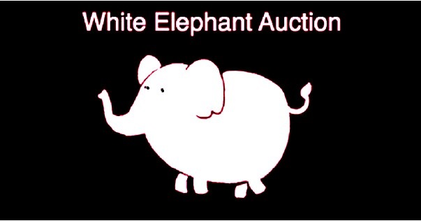 WHITE ELEPHANT Auction