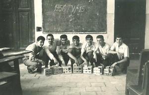 Tenth grade, Tehran, 1956