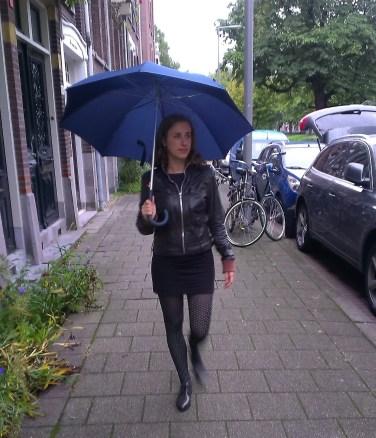 parapluie - pied