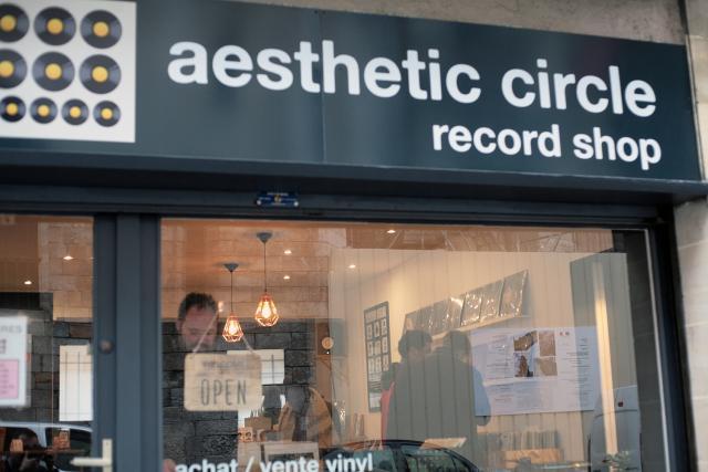 aesthetic circle record shop rouen fr