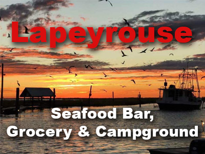 Lapeyrouse Seafood, Bar, Grocery & Campground