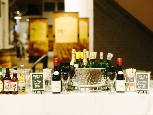 Truly great wedding catering begins and ends with delicious food and beverage