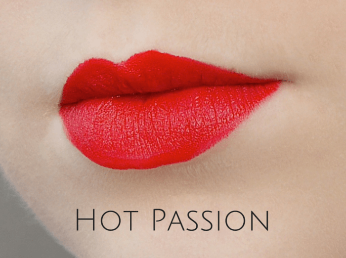 Hot Passion Done