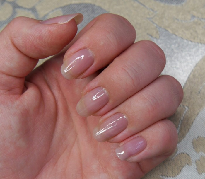 Naked Manicure Small
