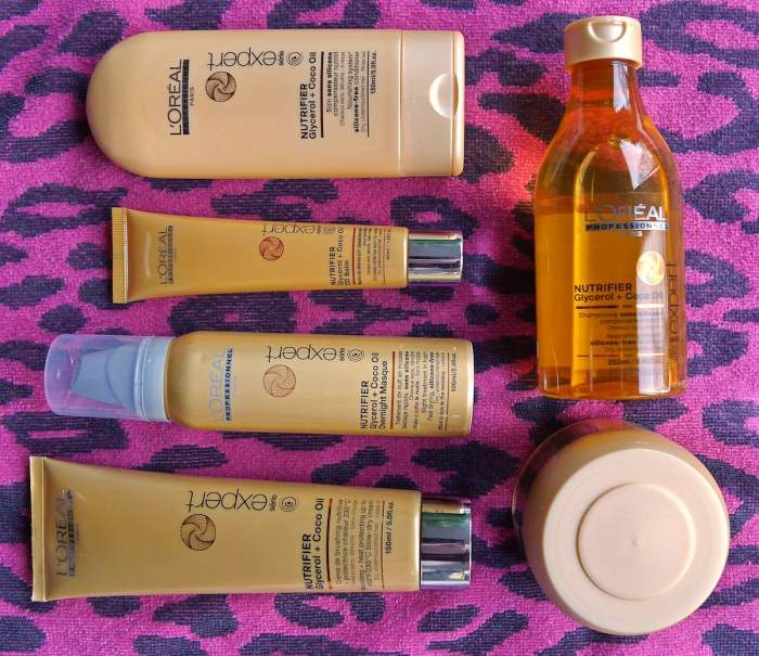 How To Revive Your Hair With L'Oréal Série Expert Nutrifier