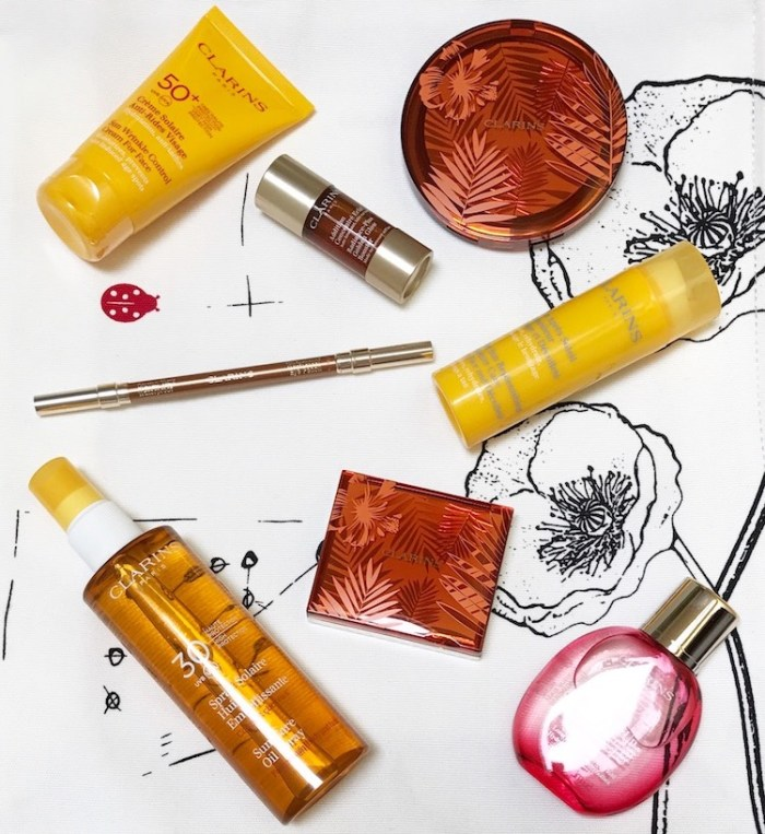 Clarins Sunkissed Collection