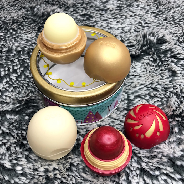 Eos Holiday Collection Rougediamants