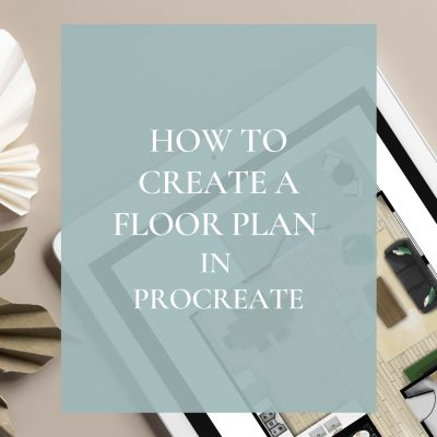 How to Create a Floor Plan in Procreate That Will Set You Apart