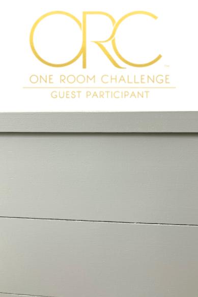 One Room Challenge Spring 2019 Week 4