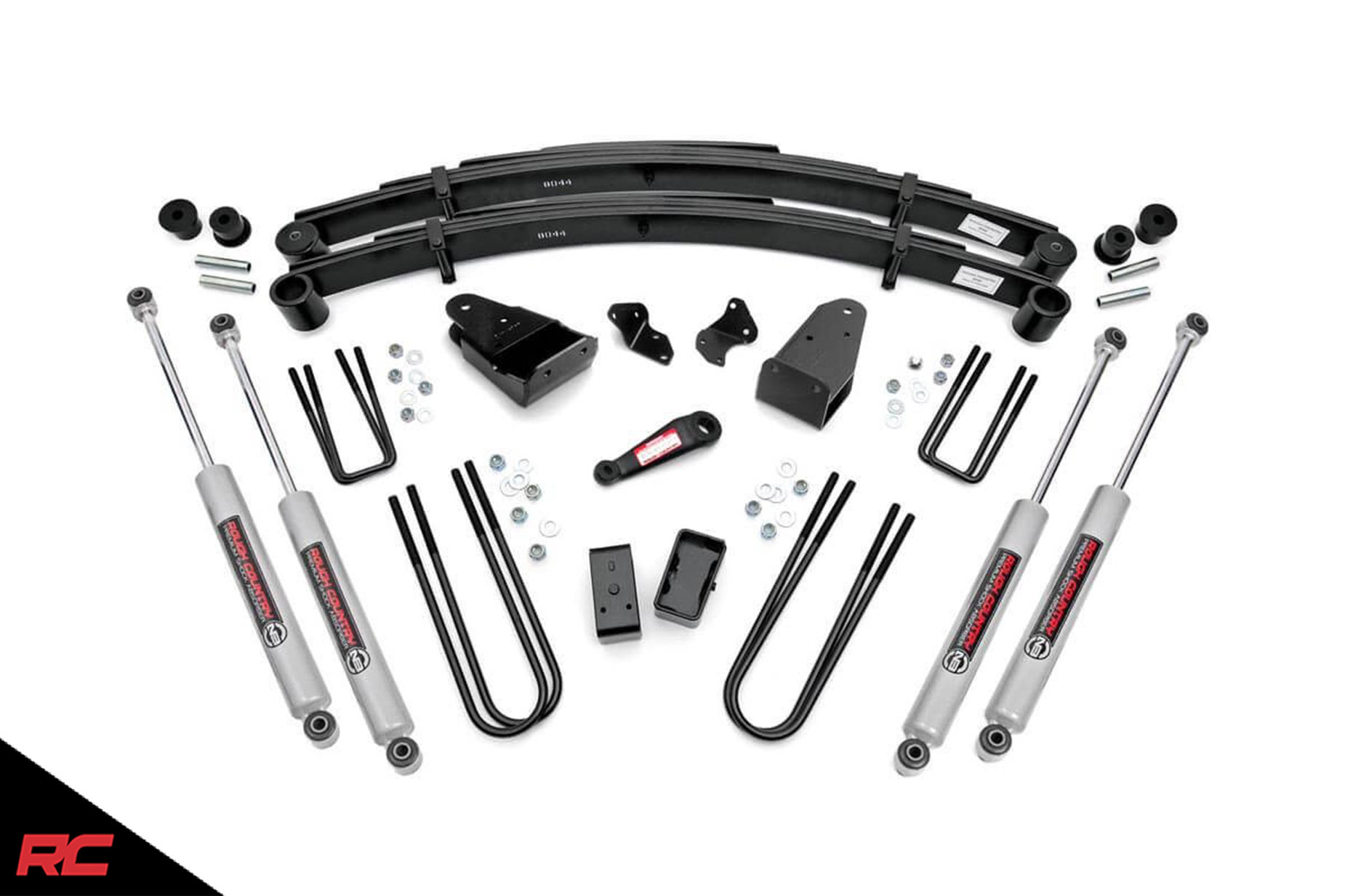 Rough Country 4 Lift Kit Fits Ford F250