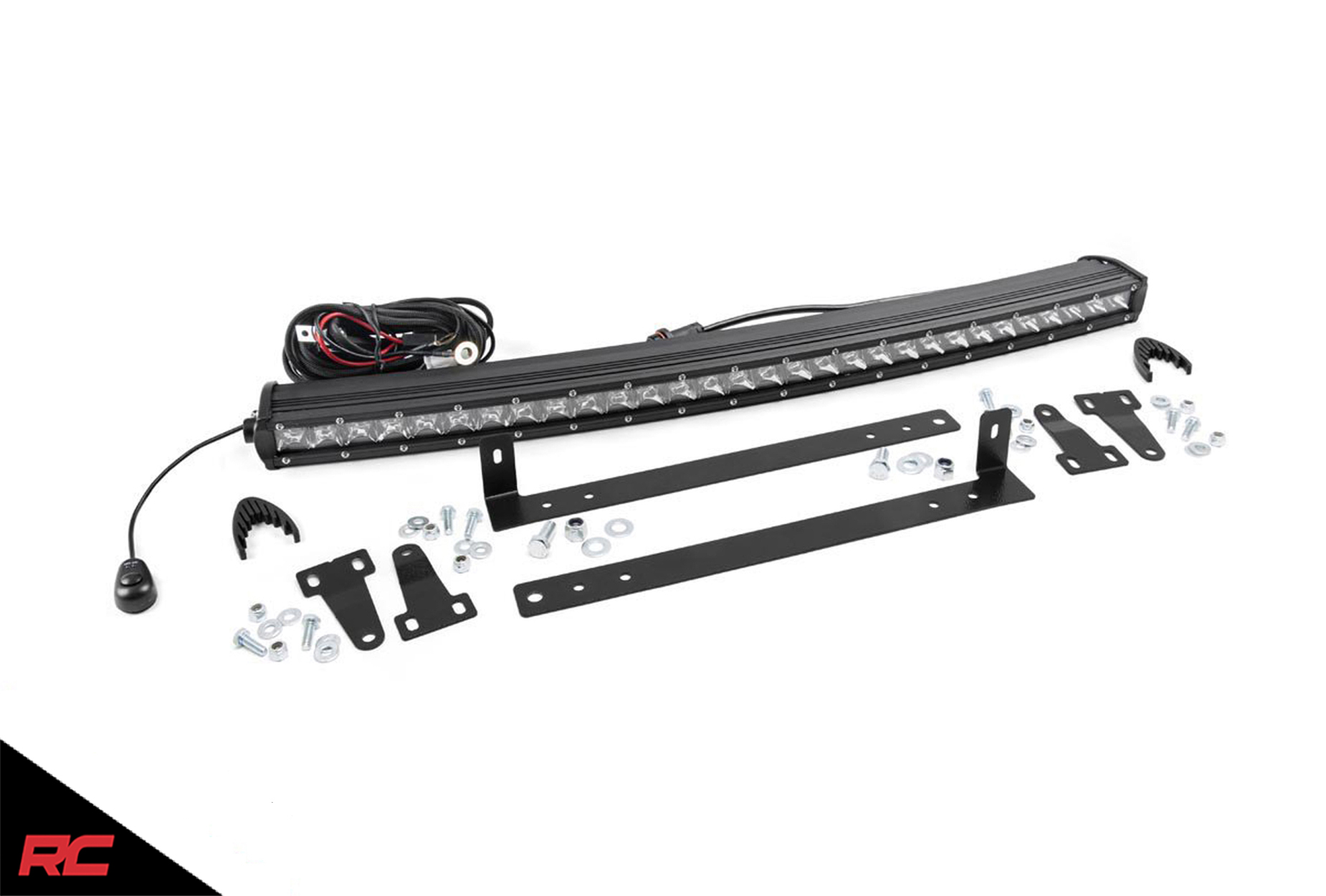 Led Light Bar Wiring Harness And Switch Kit
