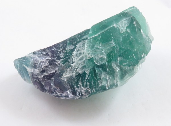 green - blue Fluorite