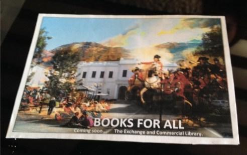 Establishment of Gibraltar libraries