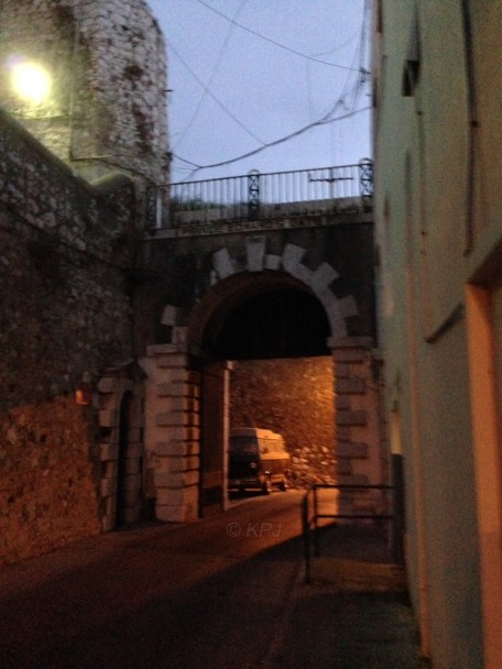 Prince Edward's Gate