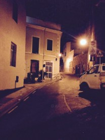 Another hectic night in Gib