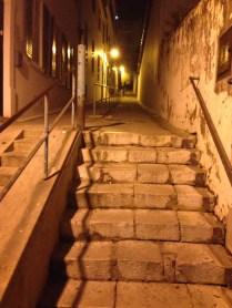 Typical Gib. Steps