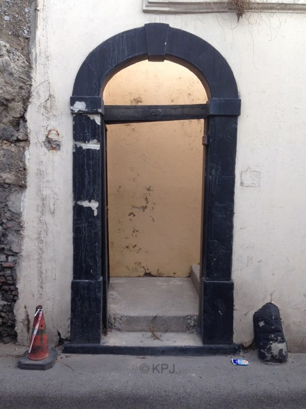 Doorway to ?